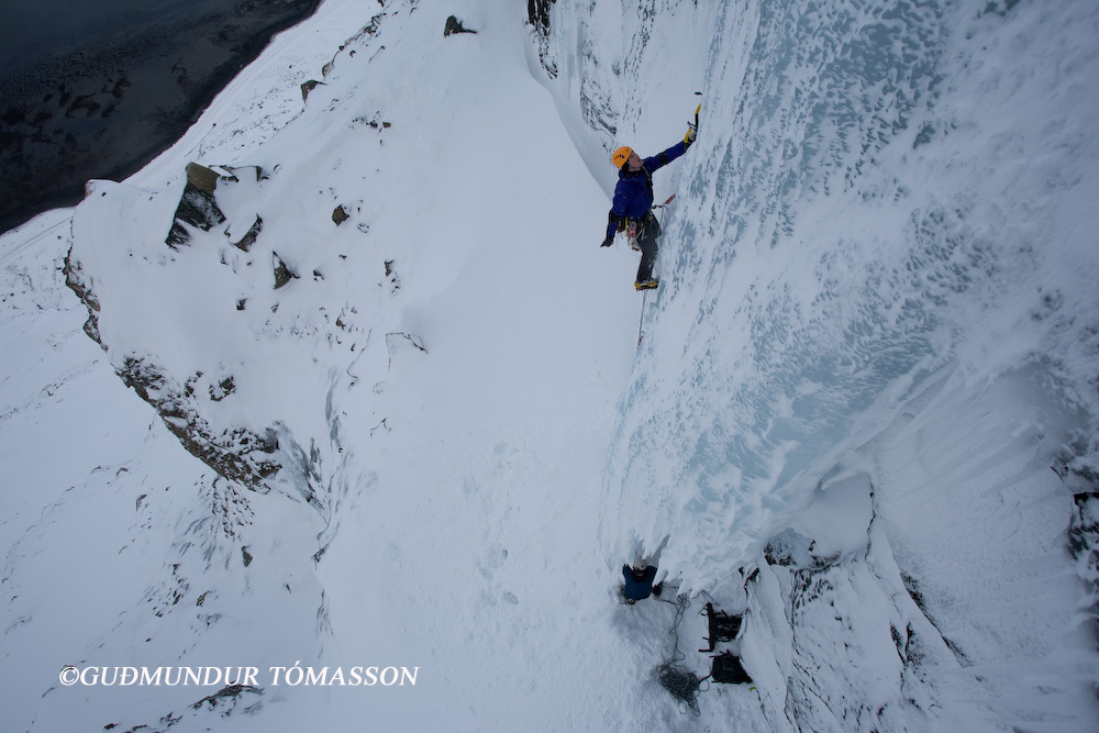 Ice Climbing In Iceland With Ifmga Certified Icelandic