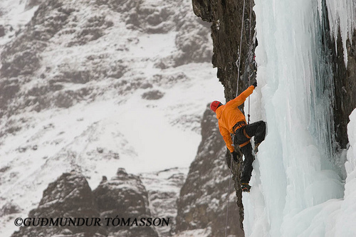 Ice,climbing,Iceland,Bergmenn,Mountain,Guides