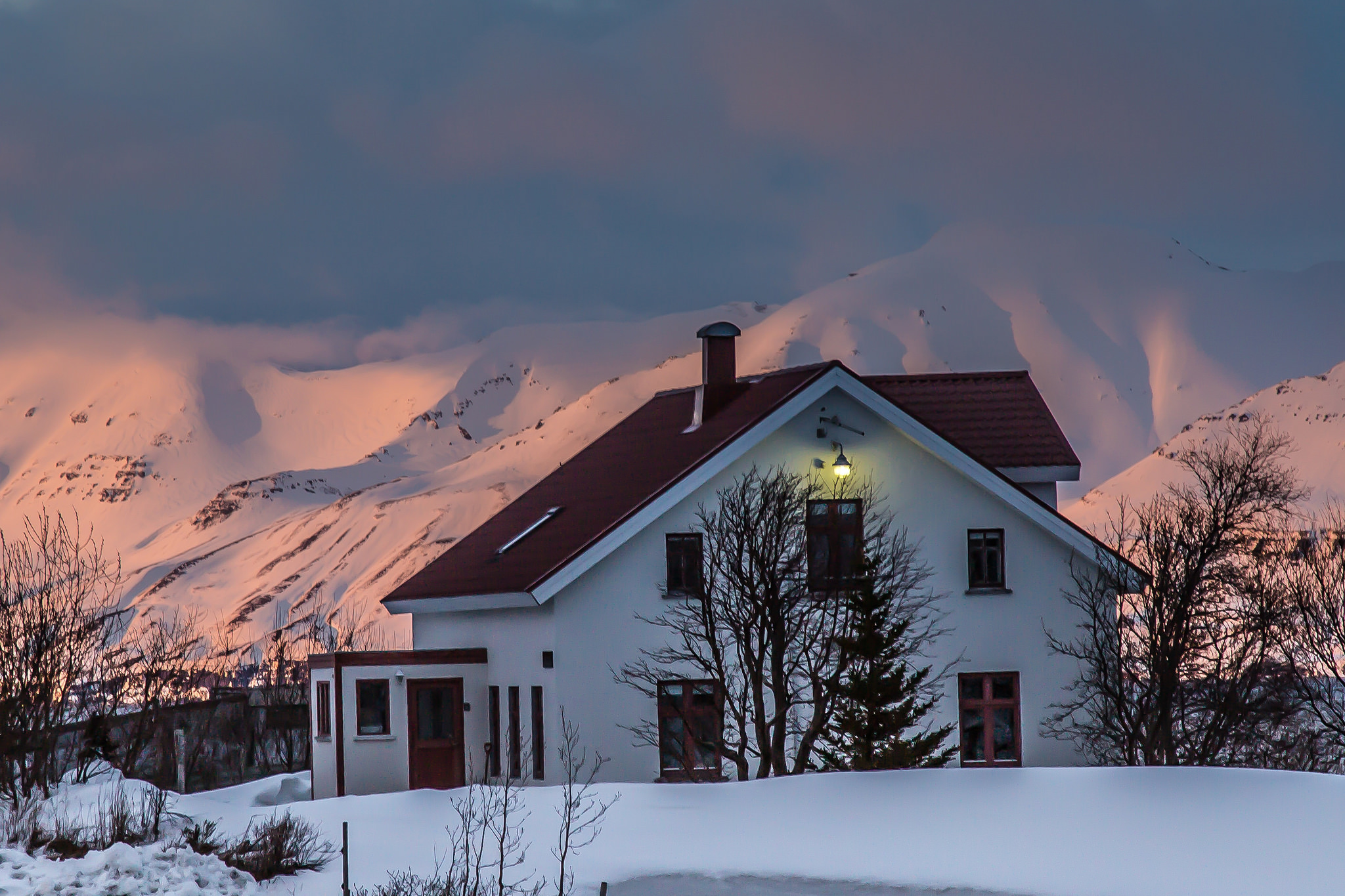 Bergmenn,accommodation,guesthouse,lodge,mountain guides,
