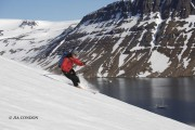 Glacier Fjords - Sailboat ski touring adventure